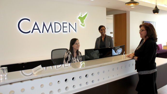 Camden's Open Door Policy Makes it a Great Place to Work