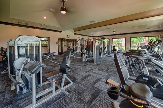 Camden Vanderbilt, Fitness Center in West University Neighborhood