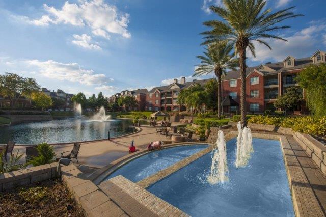 Camden Vanderbilt, Private Lake, Resort-Style Pool in West University Neighborhood