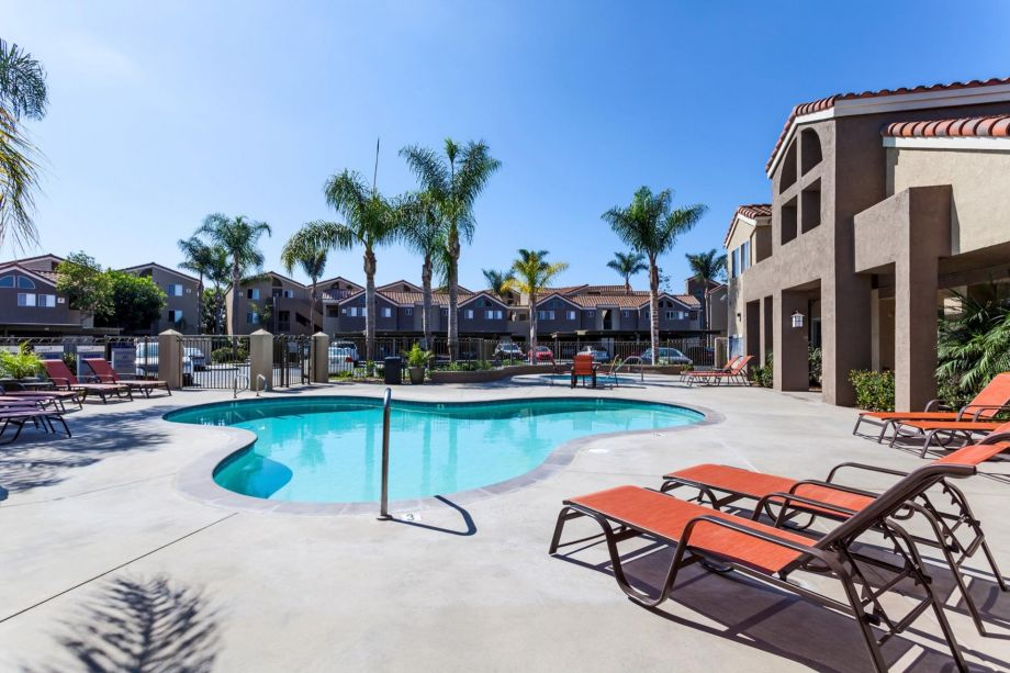 Camden Apartments Huntington Beach